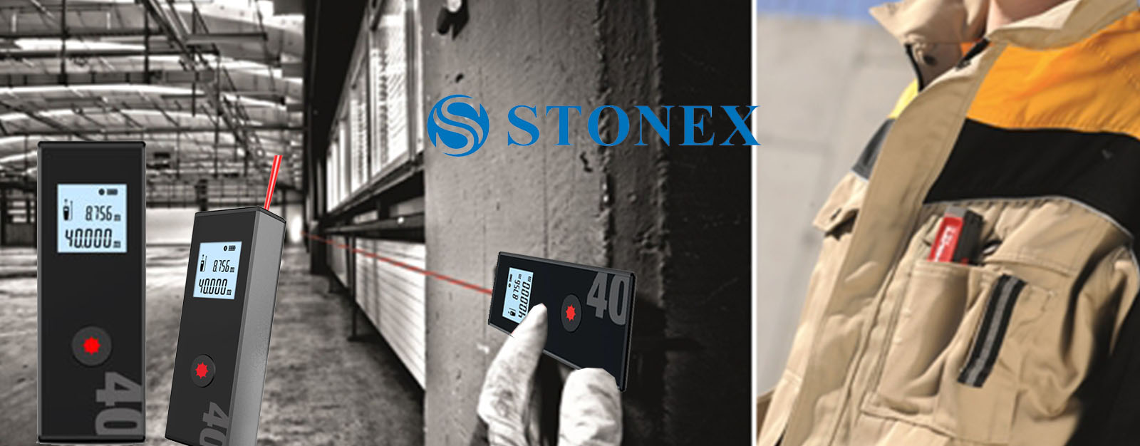 STONEX-LASERMETRE