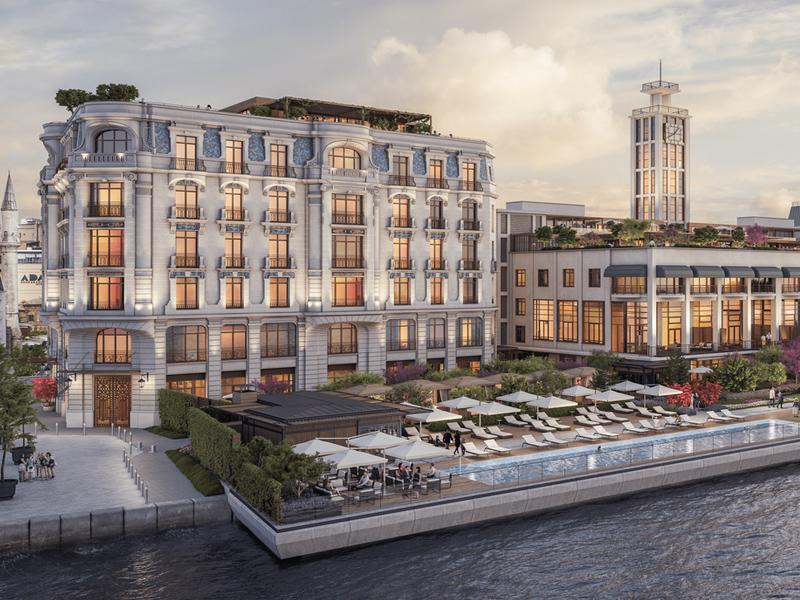 Galataport Liman Projesi
