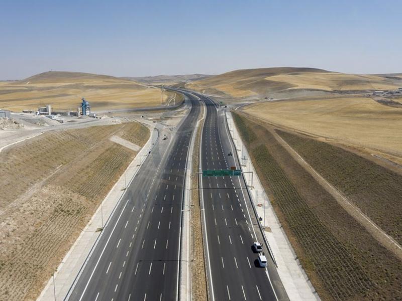 Niğde Ankara Otoyol Projesi